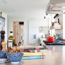 Contemporary Kitchen by Louise de Miranda