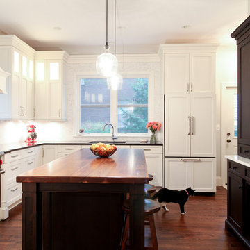 My Houzz: Renovations Add Functionality to Historic Victorian