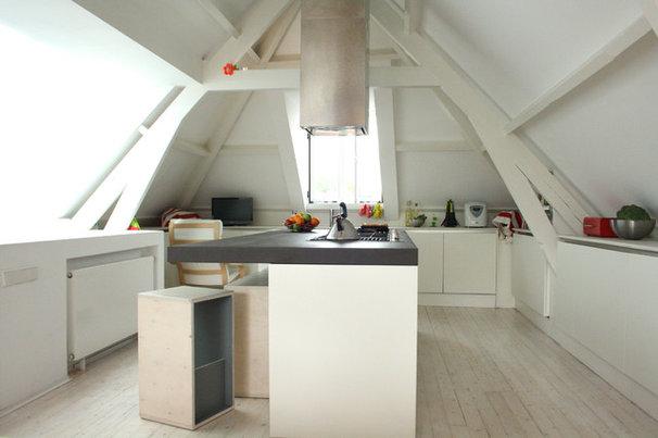Modern Kitchen by Holly Marder