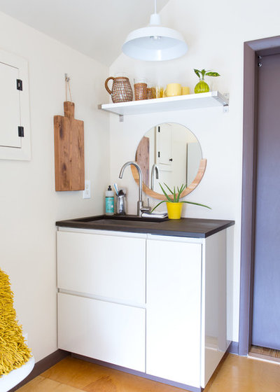 Eclectic Kitchen by Jessica Cain