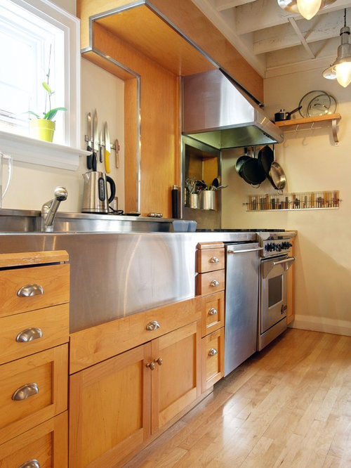 Stainless Steel Farmhouse Sink Houzz