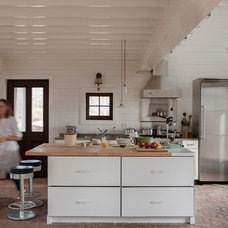 Rustic Kitchen by Laura Garner