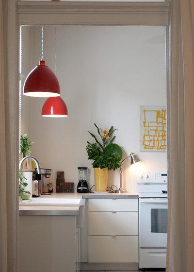 Contemporary Kitchen by Kayla Stark