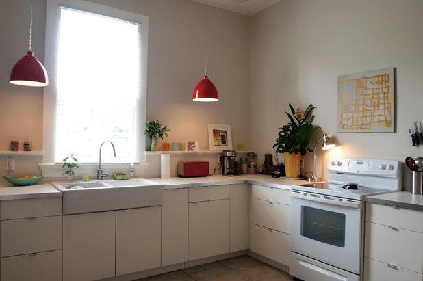 Awesome Contemporary Kitchen By Kayla Stark