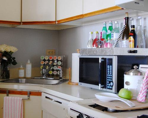 Minibar Kitchen   Houzz
