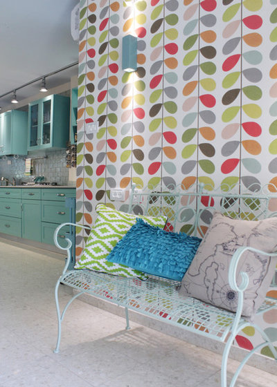 Contemporary Kitchen by Esther Hershcovich