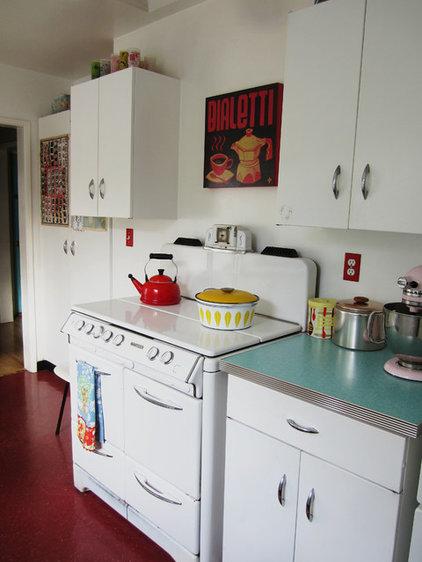 Eclectic Kitchen My Houzz: Eskridge Home