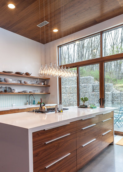 Contemporary Kitchen by Jason Snyder