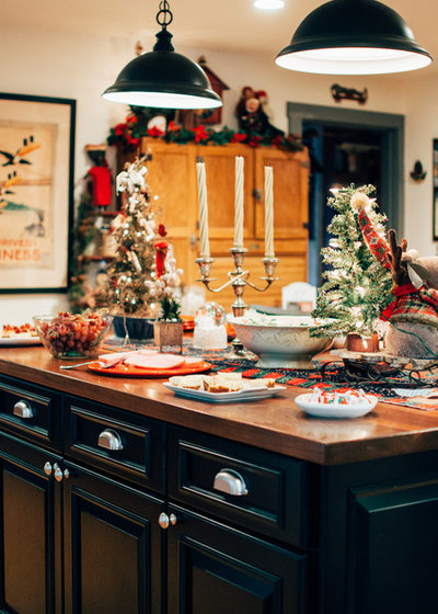 Traditional Kitchen by Alexandra Crafton