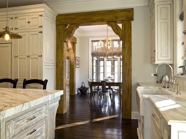 Traditional Kitchen by Cynthia Lynn Photography