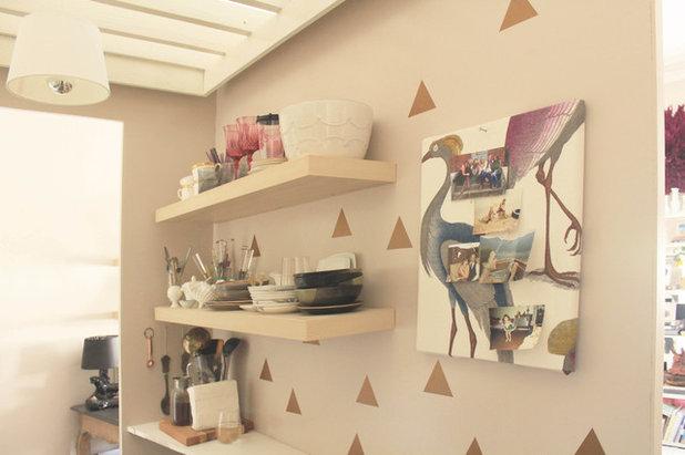 Eclectic Kitchen by Sarah Seung-McFarland