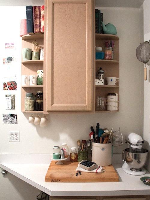 Small Kitchen Shelf Houzz