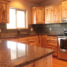 Traditional Kitchen by 3-C's Construction