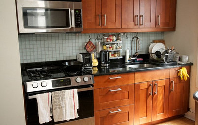 Kitchen of the Week: A Cooking Maven's Small Kitchen