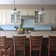 Transitional Kitchen My Kitchen