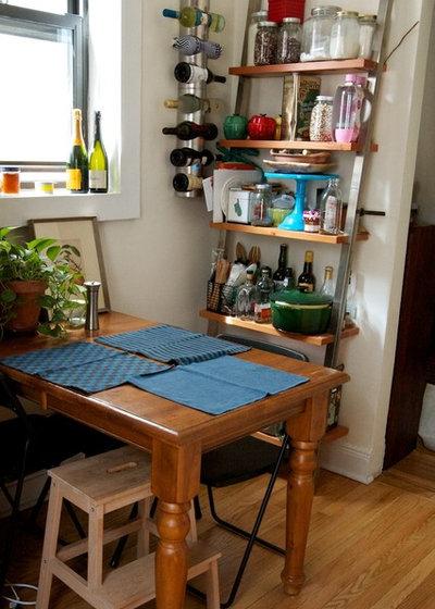 Cocinas peque as 10 ejemplos para aprovechar el espacio for Cocinas pequenas como aprovechar el espacio