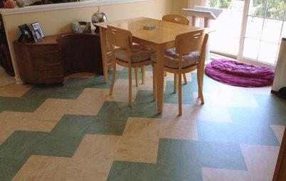 Linoleum, the All-Purpose Flooring Wonder
