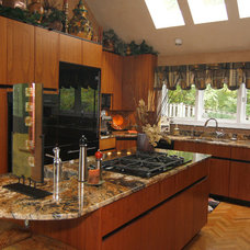 Traditional Kitchen by Design Studio LLC