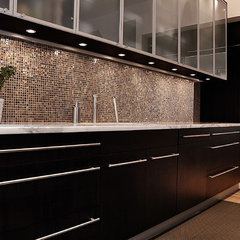 contemporary kitchen by Joseph Stabilito