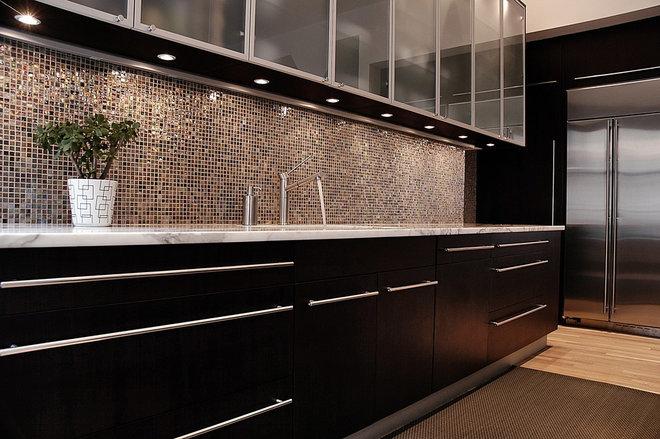 Contemporary Kitchen by Joseph Stabilito