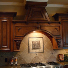 Traditional Kitchen by Michelle Williams - Inside Story Interiors