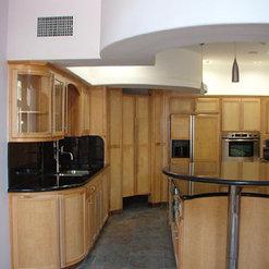 Bullseye Custom Cabinets and Millwork - Houston, TX, US 77095