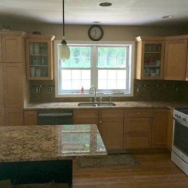 Kitchen Cabinet Jobs - Rooms