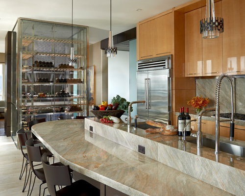 Contemporary san diego kitchen design ideas remodel pictures houzz - Kitchen designer san diego ...