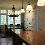 Cabin Kitchen Traditional Kitchen Phoenix By