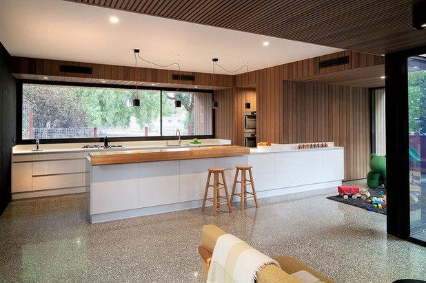 Contemporary Kitchen Myrtle Street Residence