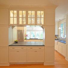 Craftsman Kitchen by FitzHarris Designs