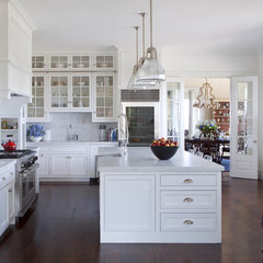 traditional kitchen by Jeannie Balsam LLC