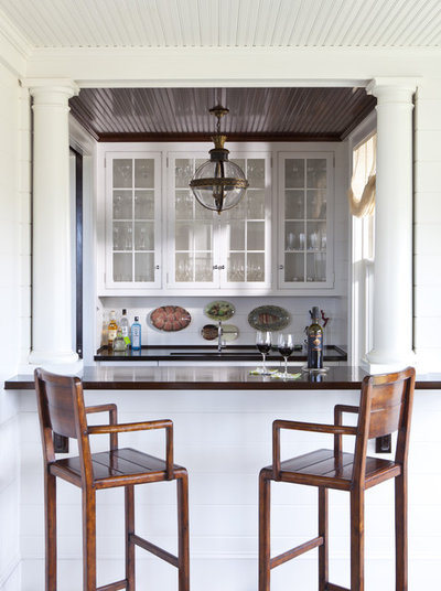 Traditional Kitchen By Jeannie Balsam Interiors