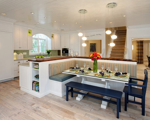 Kitchen Island Benches Houzz