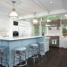 Traditional Kitchen by Karen White Interior Design