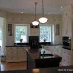 Pantry/Broom Closet - Traditional - Kitchen - New York ...