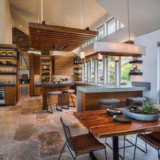 Grey Brown Kitchen Ideas Photos Houzz