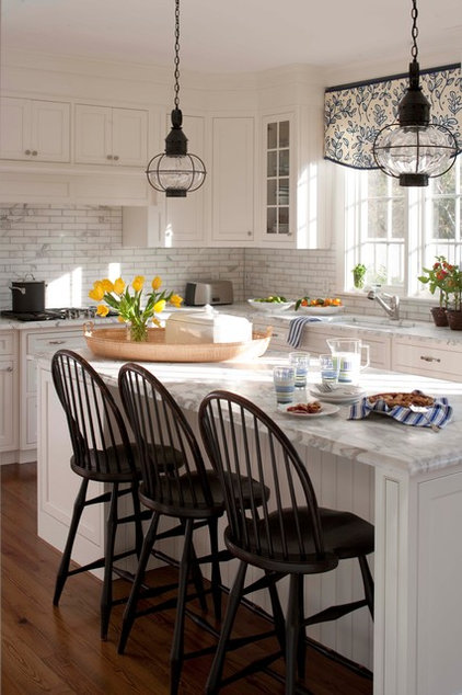 Traditional Kitchen by Pinemar, Inc