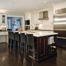 Contemporary  by AyA Kitchens and Baths