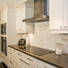 Transitional Kitchen by AyA Kitchens and Baths
