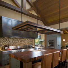 contemporary kitchen by JMA (Jim Murphy and Associates)