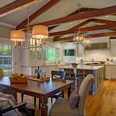 Traditional Kitchen by JS Design + Build, Inc.