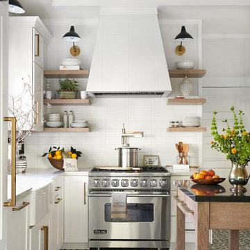 Napa Valley Showhouse Kitchen