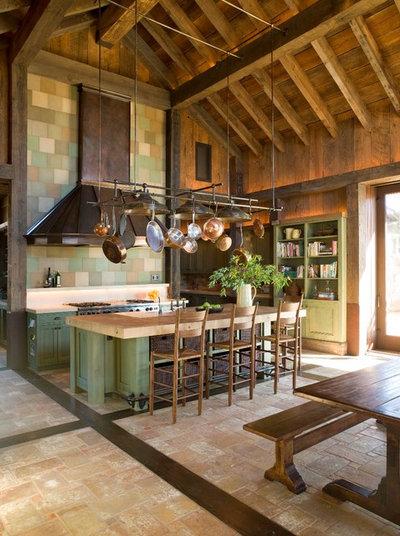 Rustic Kitchen by JKA Design