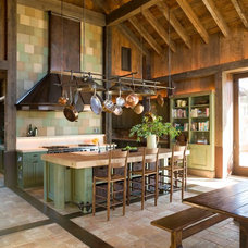 Traditional Kitchen by John K. Anderson Design