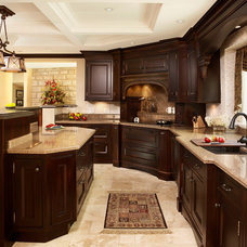 Traditional Kitchen by Trends Kitchen & Bath