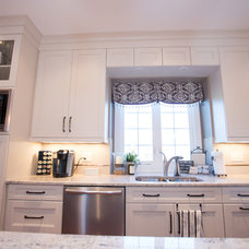 Transitional Kitchen by Dream Interiors