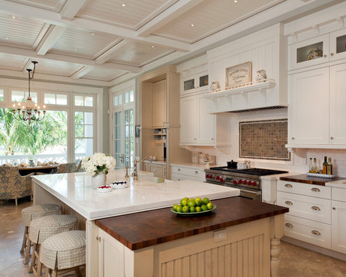 Best coffered ceiling 9 ft design ideas remodel pictures for 10 foot ceilings kitchen cabinets