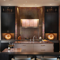 Contemporary Kitchen by Busby Cabinets
