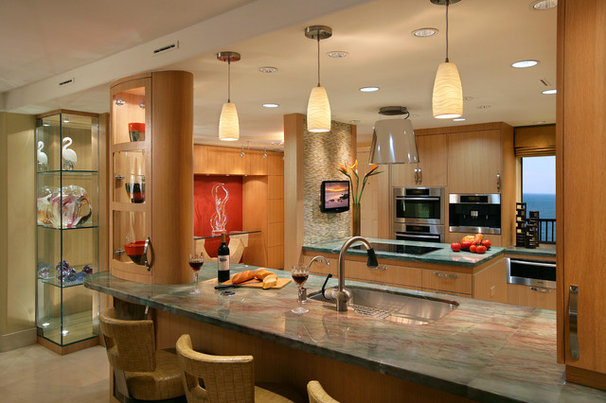 Contemporary Kitchen by K2 Design